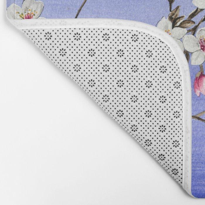 Japanese Blossom Bath Mat