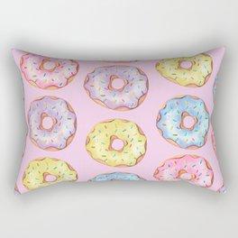 Donut Party Rectangular Pillow