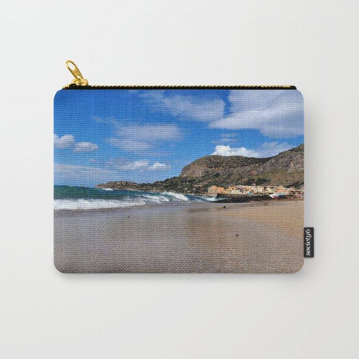 Landscape   Aspra  Sicily  Carry-All Pouch