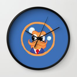 Octodad Wall Clock