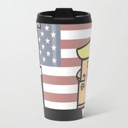 D.Trump Travel Mug