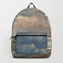Mauritz de Haas - Long Island Beach - Digital Remastered Edition Backpack