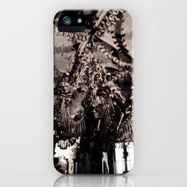 The Bone Church #1 iPhone Case