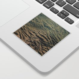 Amazing Earth - Wrinkled Mountains Sticker