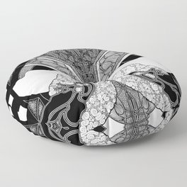 Expanding Mind Floor Pillow