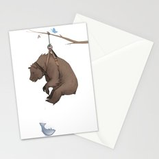 Bear Stationery Cards