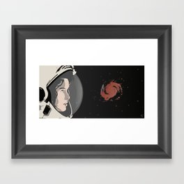 Complex Humans Framed Art Print
