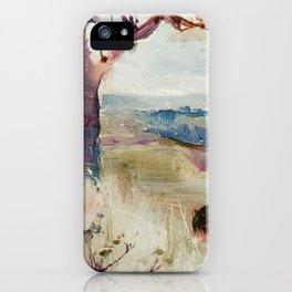 Charles Conder  -  Dandenongs From Heidelberg iPhone Case