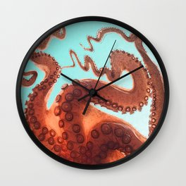 Is They Octopus Legs?? Wall Clock