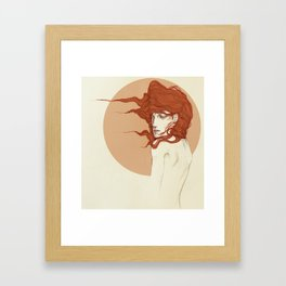 Insomnia Framed Art Print