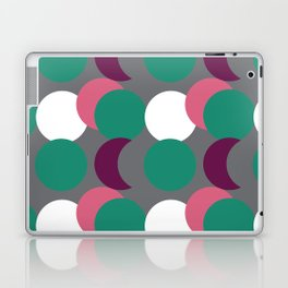 Overlapping Dots Laptop & iPad Skin