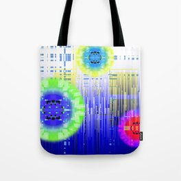 weaponized viruses Tote Bag