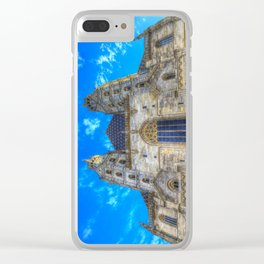 St Stephen's Cathedral Vienna Clear iPhone Case