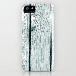 HOLZ MINT iPhone Case