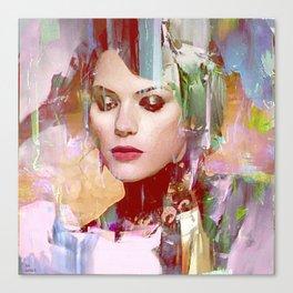 Vengeance of a betrayed woman Canvas Print