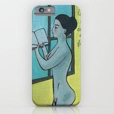 leggere nudi davanti alla finestra Slim Case iPhone 6s