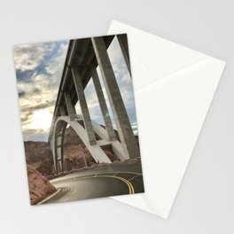 Arch bridge NV-AZ Stationery Cards