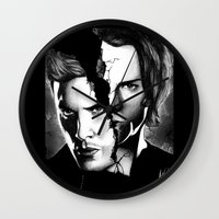 winchester Wall Clocks featuring Winchester Bros. by ArtisticCole