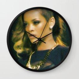 BAD GAL RIRI Wall Clock