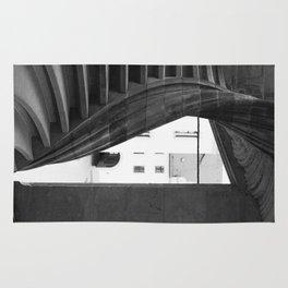 spiral staircase Torgau Rug
