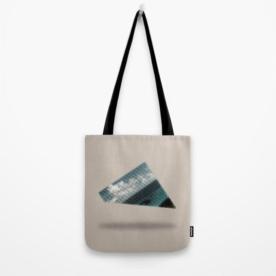 There's something wrong with the Triangle Tote Bag