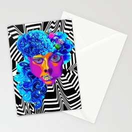 Tomorrow Never Knows Stationery Cards