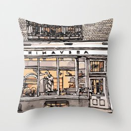 Gallery2 Throw Pillow