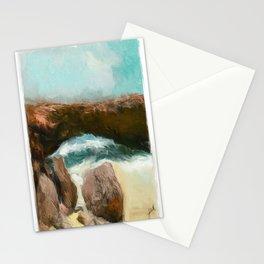 Aruba Natural Bridge Stationery Cards