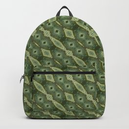 drops of water, abstraction II Backpack