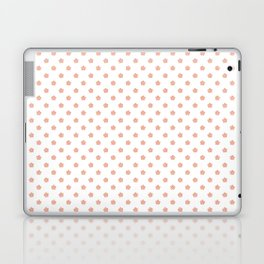Polka Flower Spring Dots Laptop & iPad Skin
