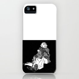 You & Me IV iPhone Case