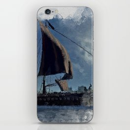 Drakkar iPhone Skin