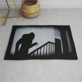 Nosferatu Classic Horror Movie Rug