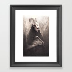 Aseity Framed Art Print