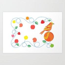 Kitchen yiguirro Art Print