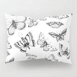 Butterflies and moths Pillow Sham