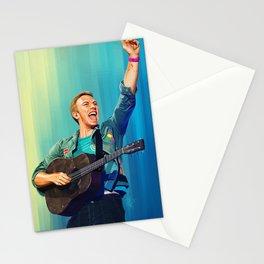 Chris Martin - MX Stationery Cards