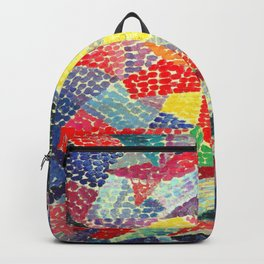 Gino Severini Spherical Expansion of Light into Space Backpack