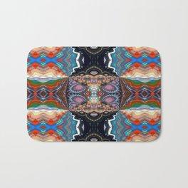 Vibrational Pattern 3 Bath Mat