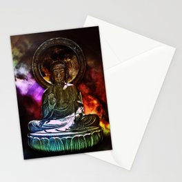 Buddah - San Francisco Japanese Tea Garden Stationery Cards