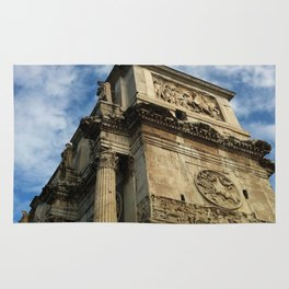 Arch Of Constantine, View 2 Rug