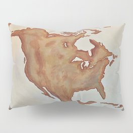 Ancient Earth  Pillow Sham