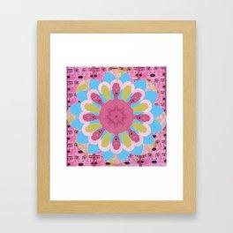 II: Tapasvini Framed Art Print