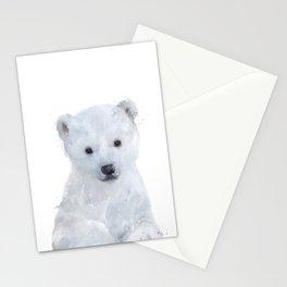 Little Polar Bear Stationery Cards