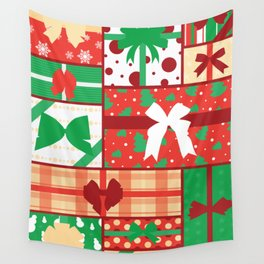 Presents Wall Tapestry