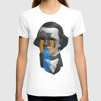 stephen king T-shirts featuring Stephen by DIVIDUS