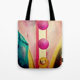 The Carnival is Here Tote Bag