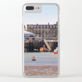 Fleetwood - England Clear iPhone Case