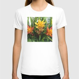 Hawaiian Wild Flowers T-shirt