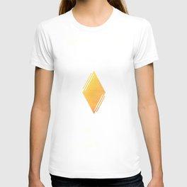 Textured Japanese Anemone T-shirt